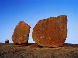 Enchanted Rock State Natural Area  Fredericksburg  Texas  USA