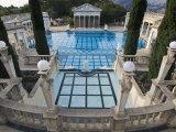 Neptune Pool at Hearst Castle  San Simeon  California  USA