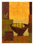Autumn Reminiscences I Giclée premium par Doris Mosler