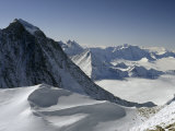 Mt Tyree  Antarctica's Second Highest Mountain at Ca 16 000 Feet