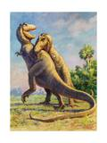 Tyrannosaurus Rex Could Grow to Be Twenty Feet Tall