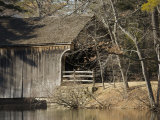 Covered Bridge at Old Sturbridge Village  Ma