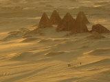 Burial Pyramids at Gebel Barkal
