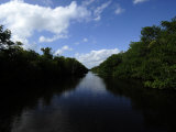 Water Channel in Everglades National Park