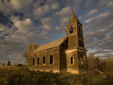 Photo of Abandoned Glucksdahl Lutheran Church