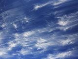 Cirrus Clouds in Santa Maria  California