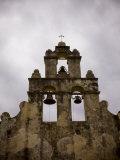 San Antonio  Texas  San Juan Mission Bell Tower