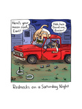 Redneck Saturday Night