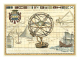 Nautical Map I