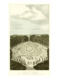 Garden at Versailles I