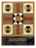 Parcheesi Reproduction d'art par Norman Wyatt Jr.