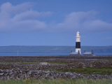 Inisheer Lighthouse  Inisheer  Aran Islands  Co  Galway  Ireland