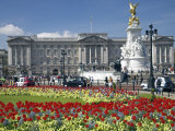 Buckingham Palace Is the Official London Residence of the British Monarch