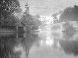 Boathouse  Cumbria  England  UK