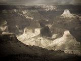 Arizona  Grand Canyon  from Grand View  USA