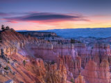 Utah  Bryce Canyon National Park  from Sunrise Point  USA