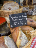 Local Produce at Market Day  Mirepoix  Ariege  Pyrenees  France