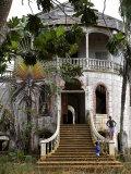 Derelict Hospital  Sao Tomé