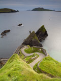 Dunquin Harbour  Dingle Peninsula  County Kerry  Munster  Republic of Ireland