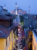 Hagia Sophia  Sultanahmet District  Istanbul  Turkey