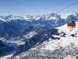Verbier  Valais  Four Valleys Region  Switzerland
