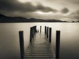 La baie de Barrow, Derwent Water, District du Lac, Cumbria, Angleterre Reproduction d'art par Gavin Hellier