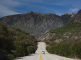 Neuquen Province  Lake District  Rn 234  the Road of the Seven Lakes  Argentina