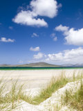 Seilebost Beach  Isle of Harris  Hebrides  Scotland  UK
