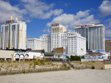 Boardwalk Casinos  Atlantic City  New Jersey  United States of America  North America