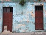 Colonial Architecture  Antigua  Guatemala  Central America