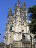Canterbury Cathedral  Canterbury  Kent