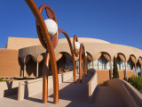 Gammage Auditorium  Architect Frank Lloyd Wright State University  Tempe  Greater Phoenix Area