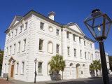 County of Charleston Historic Courthouse  Charleston  South Carolina