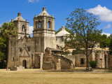 Mission Concepcion  San Antonio  Texas  United States of America  North America
