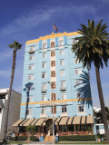 Art Deco  Georgian Hotel  Ocean Avenue  Santa Monica  Los Angeles