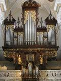 Klosterneuburg Abbey Organ  Klosterneuburg  Austria  Europe