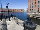 Albert Dock  Liverpool  Merseyside  England  United Kingdom  Europe