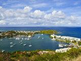 Oyster Pond  St Martin  Netherlands Antilles  Caribbean