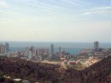 View of Holiday Condominiums  Santa Marta  Colombia  South America