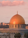 Dome of the Rock  Jerusalem  Israel  Middle East
