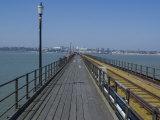 Southend Pier  Southend-On-Sea  Essex  England  United Kingdom  Europe