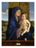 Madonna and Child with Pear  1480-90