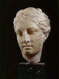 Head of Hygeia  Greek Goddess of Health  Marble  c 350 BC Classical Greek