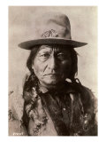 Sitting Bull (Tatanka Iyotake) 1831-1890 Teton Sioux Indian Chief