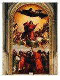 The Assumption of the Virgin  1516-18