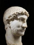 Hadrian  76-138 AD Roman Emperor  marble  117-38 AD
