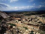 "Royal Grave Circle ""A""  16th century BC  Mycenae  Greece"