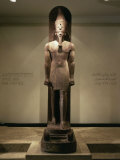 Amenhotep III  c 1390-1353 BC 18th Dynasty Egyptian Pharaoh  Quartzite  Discovered 1989 in Luxor
