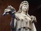 Livia Drusilla  Roman Empress  Marble  c 20 AD Roman