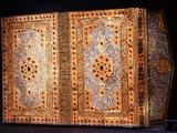 Koran Cover Belonging to Sultan Murad III  Gold with Rubies  Emeralds and Diamonds  1588